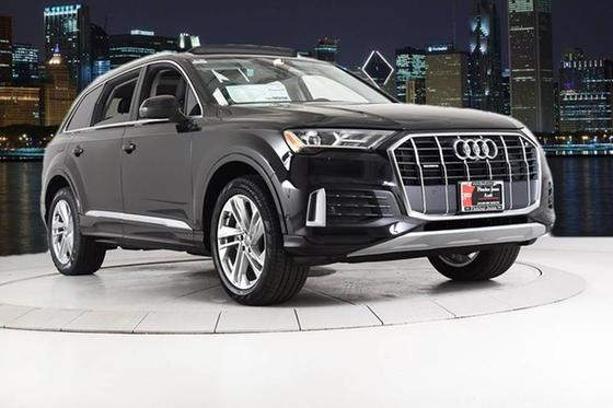 2020 Audi Q7 Premium Plus:24 car images available