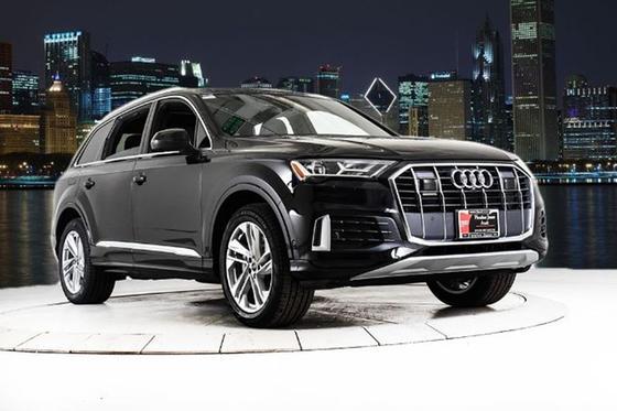 2021 Audi Q7 Premium Plus:24 car images available