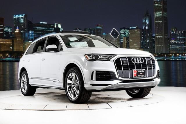 2021 Audi Q7 Premium Plus:24 car images available