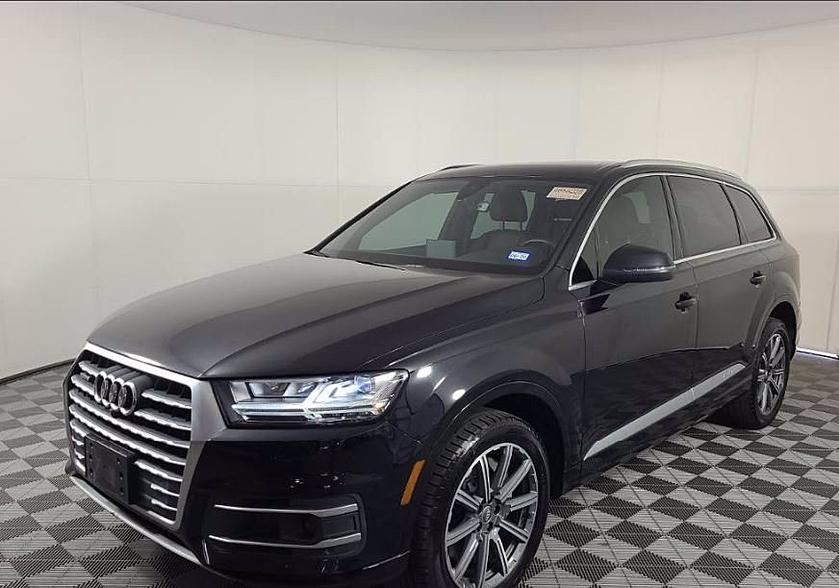 2018 Audi Q7 Premium Plus:5 car images available