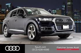 2018 Audi Q7 Prestige:24 car images available