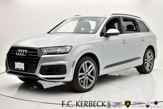 2017 Audi Q7 Prestige:24 car images available