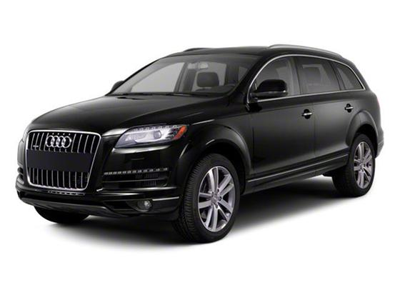 2010 Audi Q7 Prestige : Car has generic photo