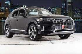 2020 Audi Q7 Prestige:24 car images available