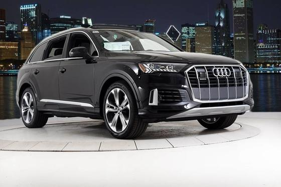 2020 Audi Q7 Prestige:24 car images available