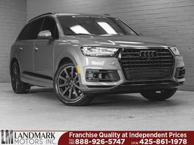 2017 Audi Q7 Prestige:24 car images available