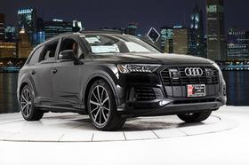 2021 Audi Q7 Prestige:24 car images available