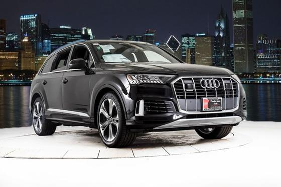 2021 Audi Q7 Prestige:24 car images available