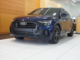 2020 Audi Q8 :24 car images available