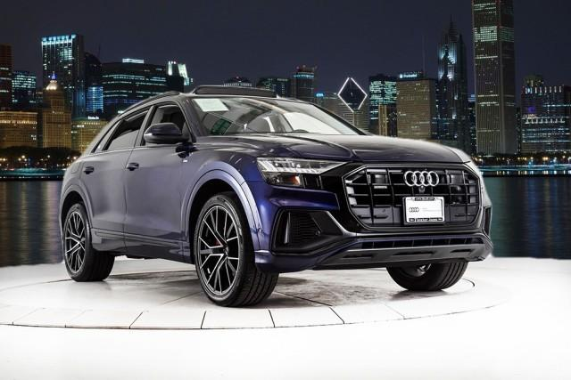 2021 Audi Q8 :24 car images available