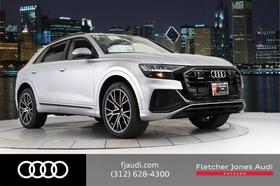 2019 Audi Q8 Premium Plus:24 car images available