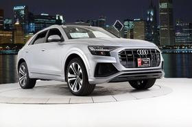 2020 Audi Q8 Premium Plus:24 car images available