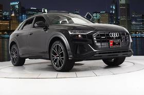 2020 Audi Q8 Premium Plus:24 car images available
