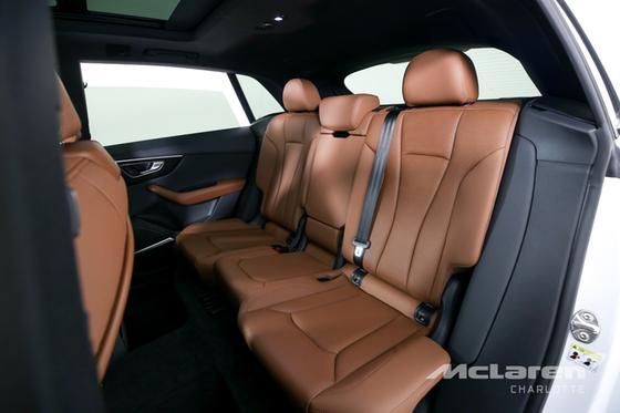 2020 Audi Q8 Premium Plus