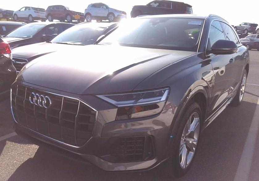 2019 Audi Q8 Premium Plus:3 car images available