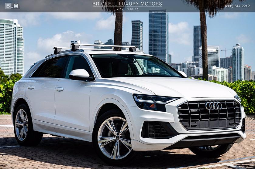 2020 Audi Q8 Premium:24 car images available