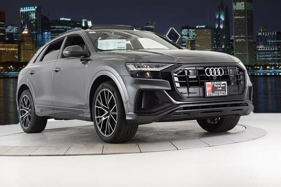 2020 Audi Q8 Prestige:24 car images available