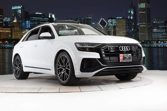 2020 Audi Q8 Prestige:24 car images available