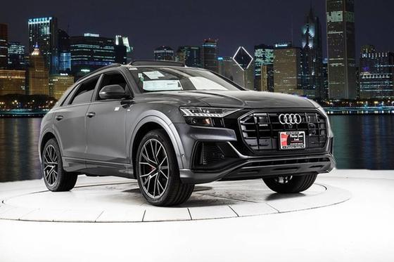 2021 Audi Q8 Prestige:24 car images available