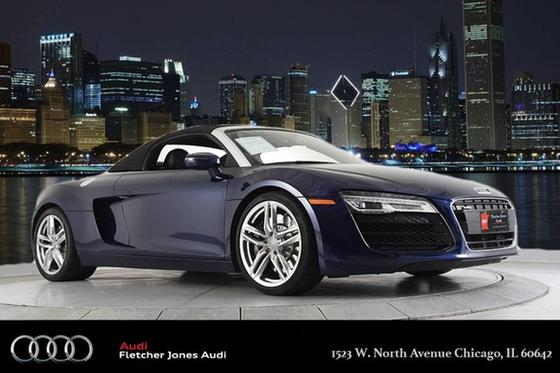 2014 Audi R8 :24 car images available