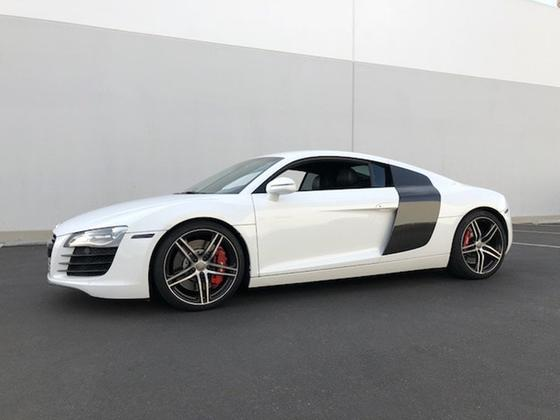 2008 Audi R8 :14 car images available