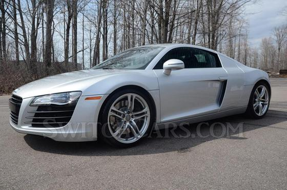 2009 Audi R8 :24 car images available