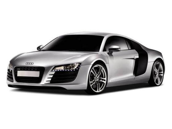 2008 Audi R8  : Car has generic photo