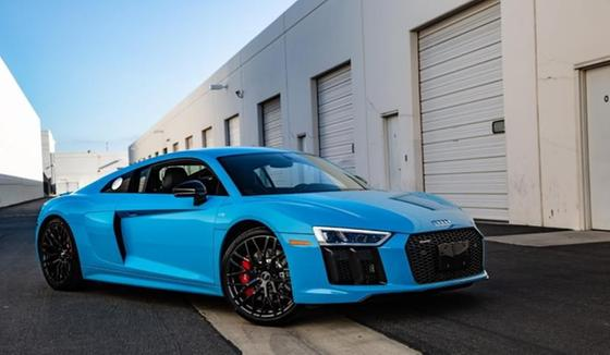 2018 Audi R8 :22 car images available