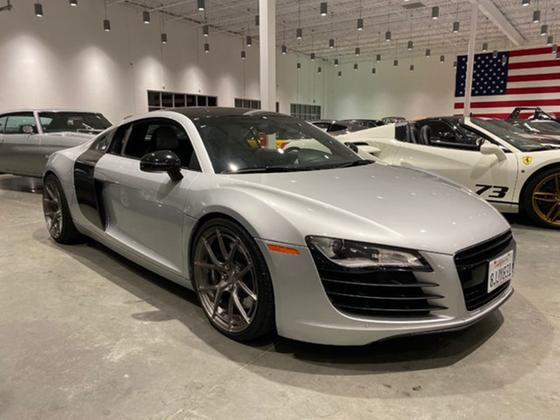 2008 Audi R8 :6 car images available