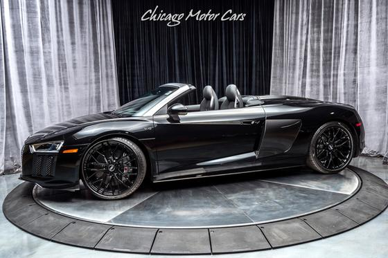 2018 Audi R8 :24 car images available