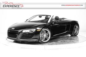 2012 Audi R8 4.2 Spyder:24 car images available