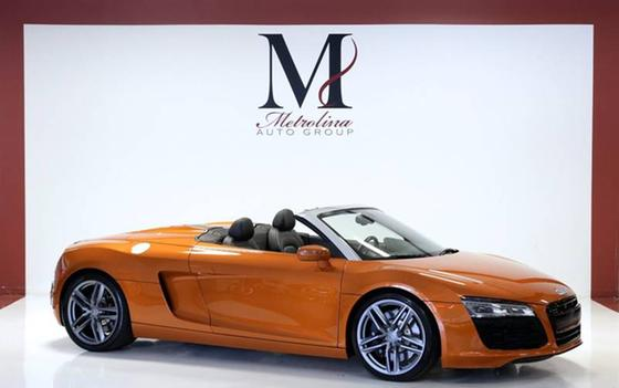 2015 Audi R8 4.2 Spyder:24 car images available