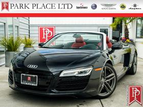 2014 Audi R8 4.2 Spyder:10 car images available