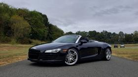 2011 Audi R8 4.2 Spyder:24 car images available