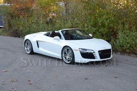 2011 Audi R8 4.2 Spyder : Car has generic photo