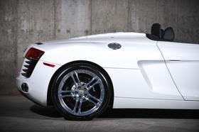 2012 Audi R8 4.2 Spyder