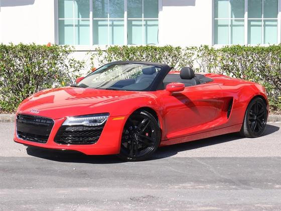 2014 Audi R8 4.2 Spyder:24 car images available