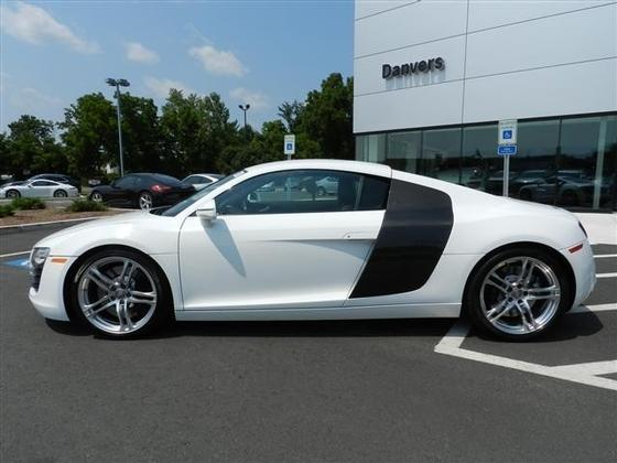 2009 Audi R8 4.2:11 car images available
