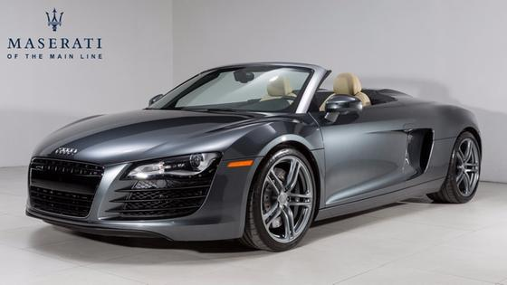 2012 Audi R8 4.2:21 car images available
