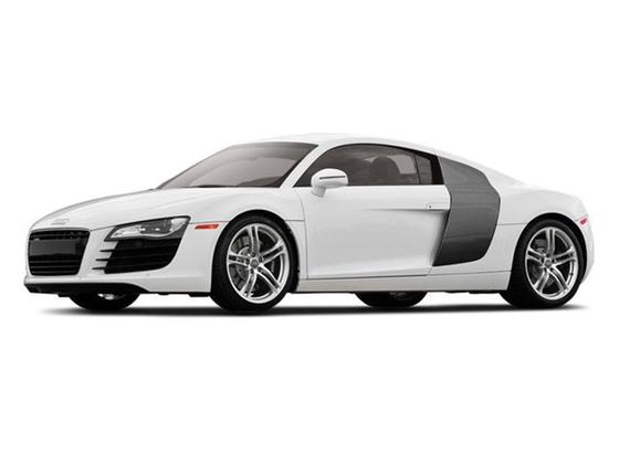 2009 Audi R8 4.2 : Car has generic photo