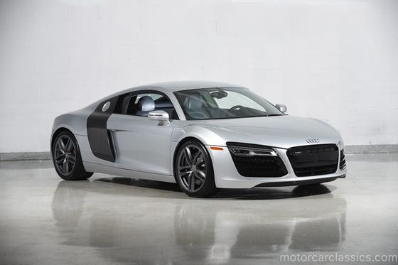 2014 Audi R8 4.2:24 car images available