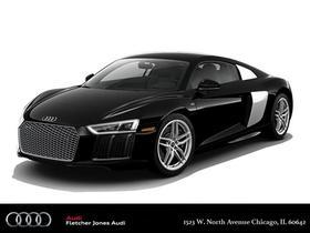 2018 Audi R8 4.2 : Car has generic photo