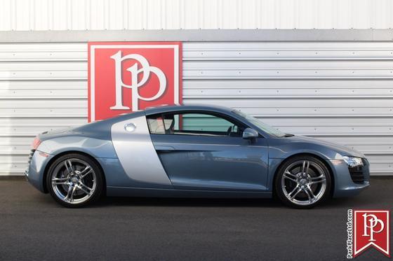 2008 Audi R8 4.2