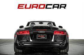 2011 Audi R8 4.2