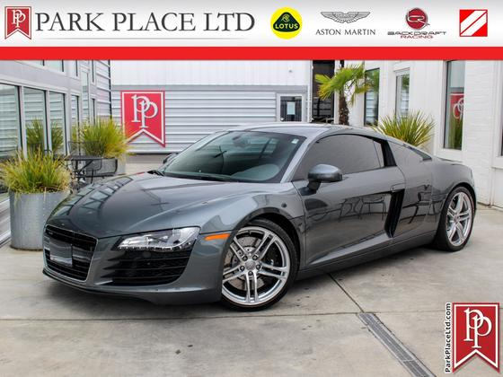 2009 Audi R8 4.2:14 car images available