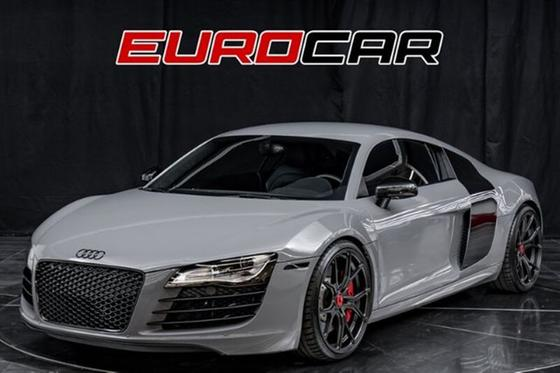 2009 Audi R8 4.2:24 car images available