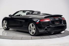 2014 Audi R8 4.2