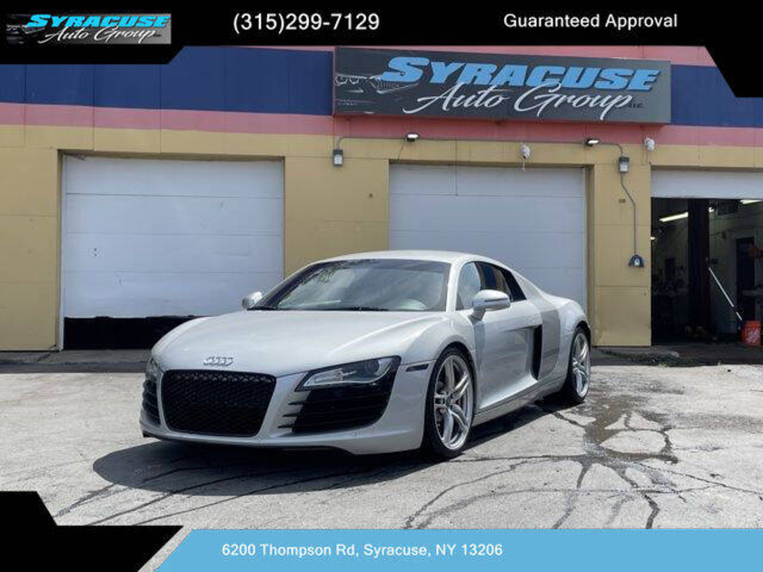 2008 Audi R8 4.2:7 car images available