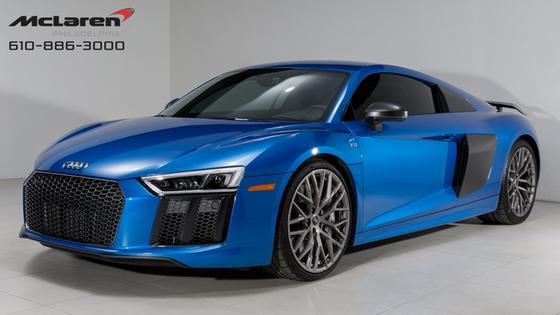 2017 Audi R8 5.2 Plus:20 car images available