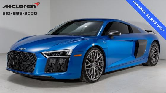 2017 Audi R8 5.2 Plus:21 car images available